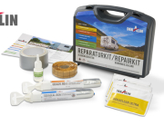 Dekalin Repair Kit Product Launch Motorhomes, caravans, RV emergency repair kit BIG International